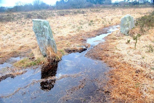 Une (petite) partie des noces de pierre en hiver