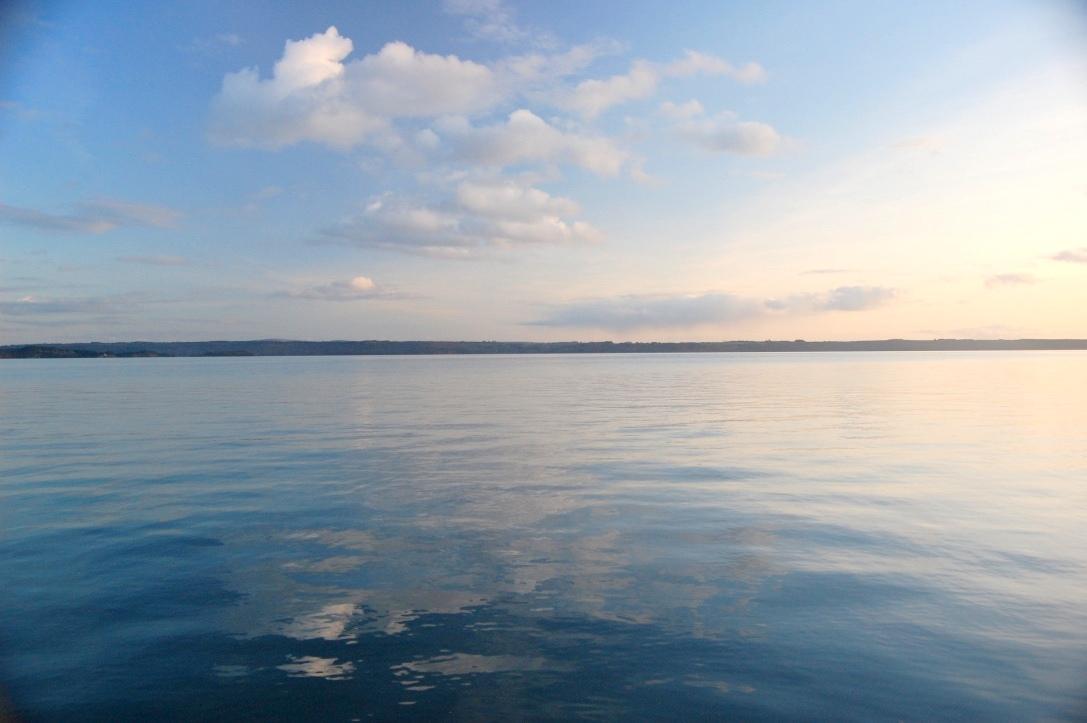 La rade de Brest : calme et douceur