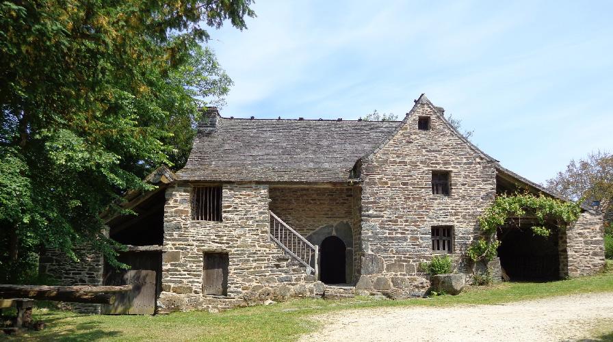 La Maison Cornec à St Rivoal